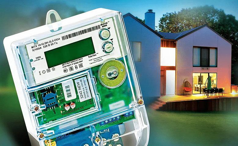 Счетчик электроэнергии для дома