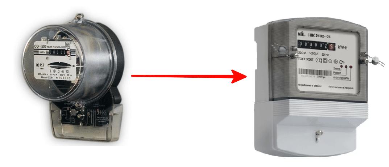 Замена электрических ипу
