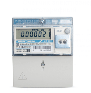 Приборы от электротехнических заводов Энергомера